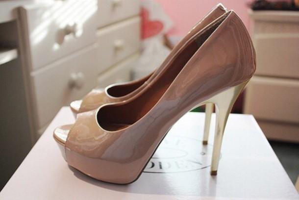 c6917ca392e shoes beige brown brown high heels brown shoes light brown high heels beige  shoes brown wedges