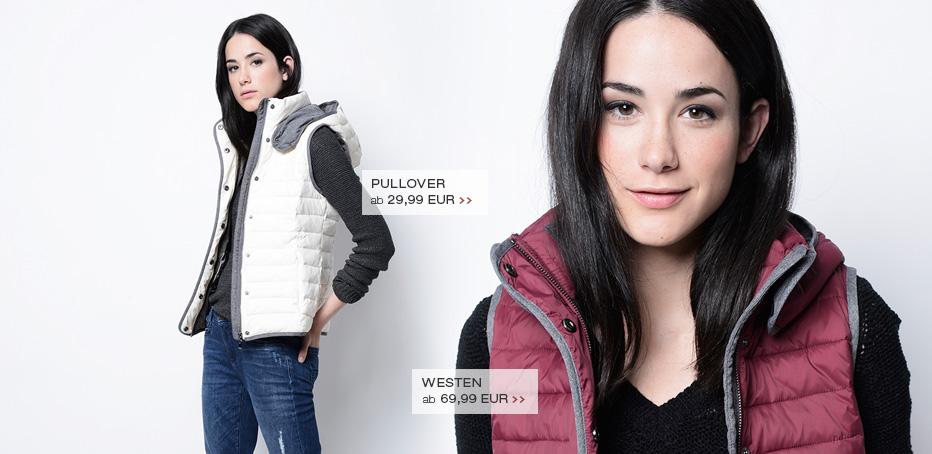 Fashion & Accessoires für Frauen im Street One Online Shop