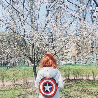 sweater marvel captain america usa