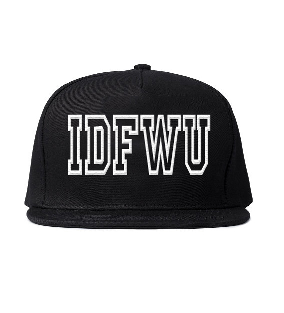 Idfwu flat bill snapback · luxury brand la · online store powered by storenvy