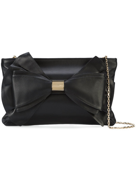 Judith Leiber Couture women bag leather black
