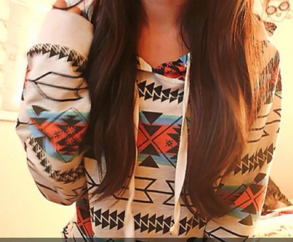 tribal cute winter sweater aztec sweater comfy cute sweaters