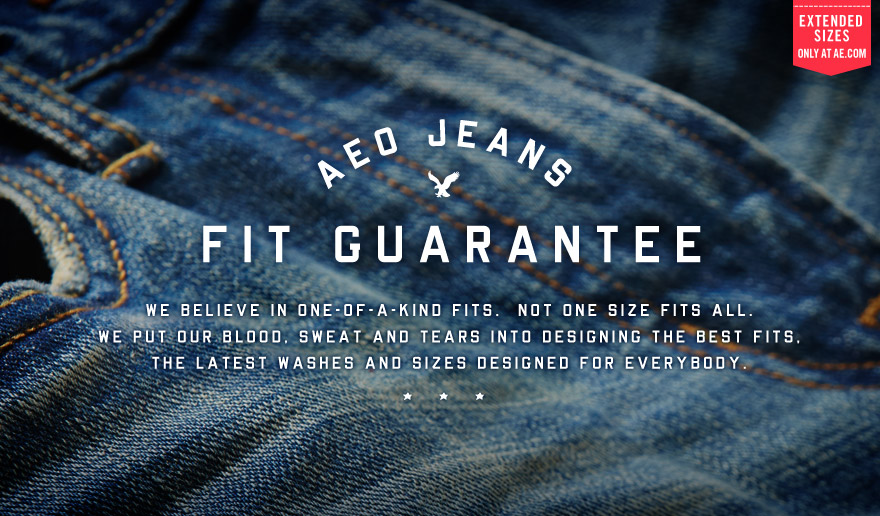 AEO Denim X Sky High Jegging, Dark Destroy | American Eagle Outfitters