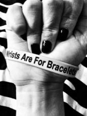 jewels,emo,quote on it,bracelets,bag
