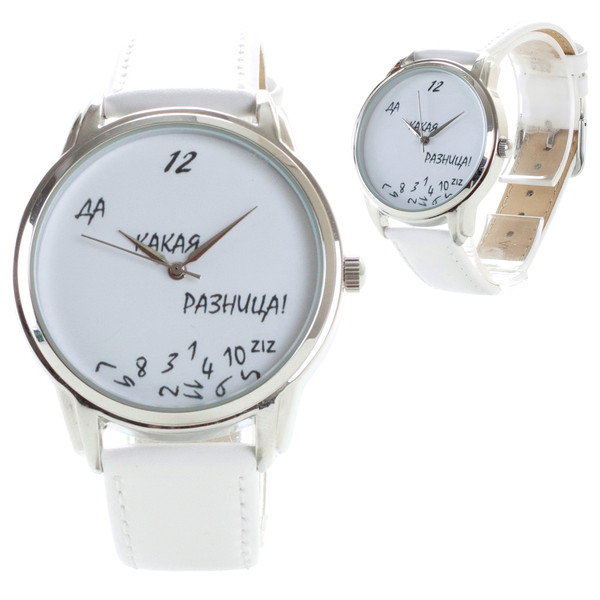 jewels watch watch white ziz watch ziziztime black n white