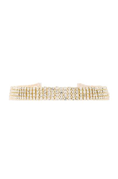 Frasier Sterling heart metallic gold jewels