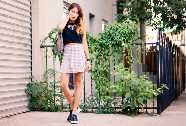 the marcy stop skirt top jewels bag shoes