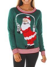 sweater,swetaer,green sweater,knit,sweater weather,christmas sweater,knitted sweater,knitwear,sweatpants