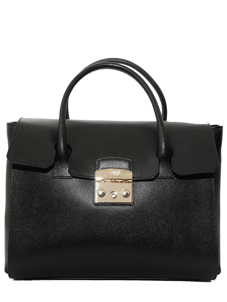 Furla satchel black bag