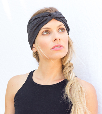 hat soft headband hair band turban turband