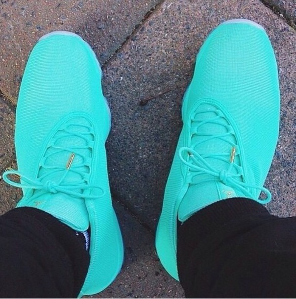shoes style jordan future mint jordans blue jordan future blue sneakers low top sneakers aqua
