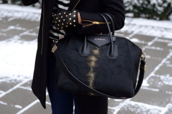bag givenchy black black bag antigona givenchy antigona leather