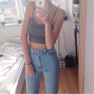 jeans high waist high waisted skinny jeans high waisted jeans t-shirt