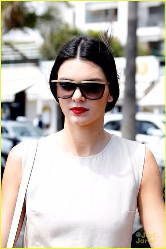 sunglasses luxury kendall jenner versace givenchy dolce and gabbana chanel