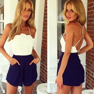 romper jumpsuit clothes cute dress