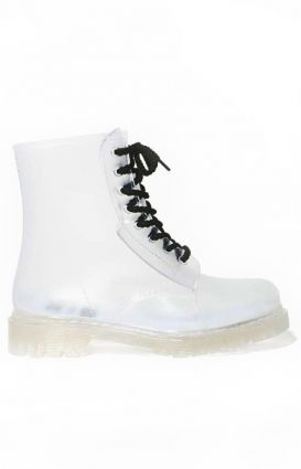 Y.r.u., seattle clear rainboot