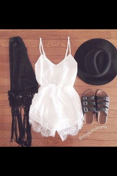 dress white lace white lace white lace dress short shorts white dress white lace dress cute jumpsuit clothes cute