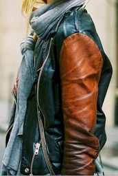 jacket,2 toned,black,beige,leather,leather jacket,brown,moto,biker jacket,motorcycle,motorcycle jacket,two toned,two-toned,two tone,two-tone,two tone leather,two-tone leather,two-toned leather,two toned leather,two tone leather jacket,two-tone leather jacket,outerwear,outerwear jacket,contrasting leather,contrast jacket