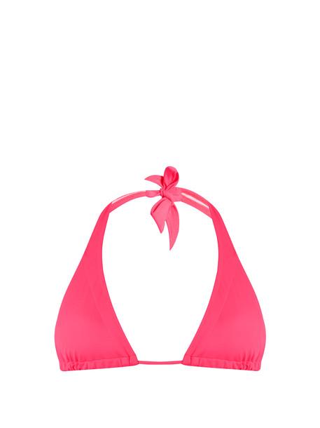 Solid & Striped bikini bikini top pink swimwear