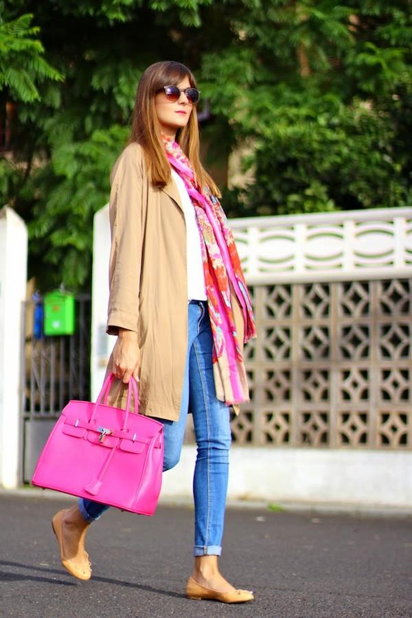 marilyn's closet blog blogger jeans bag t-shirt sunglasses