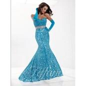dress,tiffany blue