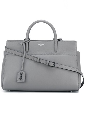 women grey bag