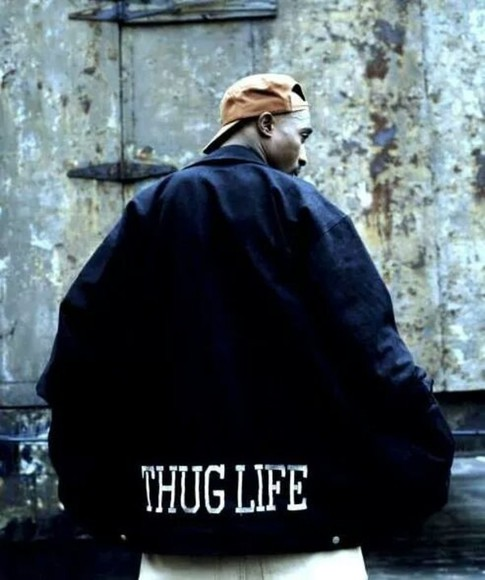 jacket coat thugs thug life tupac dope 2pac westside african american cap hat rusty brown black nigga usa snapback hat