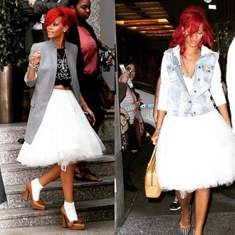 skirt styleiconscloset tulle skirt mesh skirt tutu style