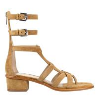 Fawn Gladiator Sandal