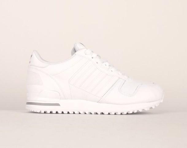 shoes adidas zx700 white adidasoriginals