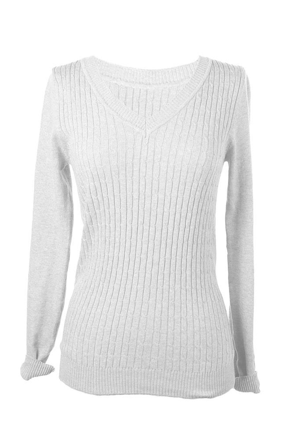 Neck cable knit sweater at amazon women's clothing store: pullover sweaters