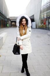 flirting with fashion,blogger,coat,jeans,shoes,bag,sunglasses,hat