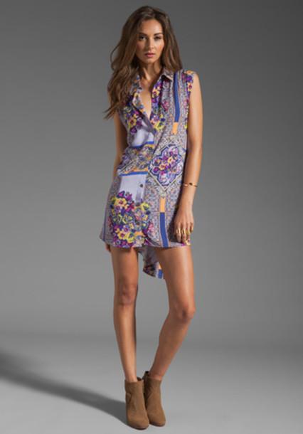 27fb3b6b0bc3 Dress minkpink designer fashion dresss tunic summer dress boho bohemian  trendy style streetstyle celebrity style jpg