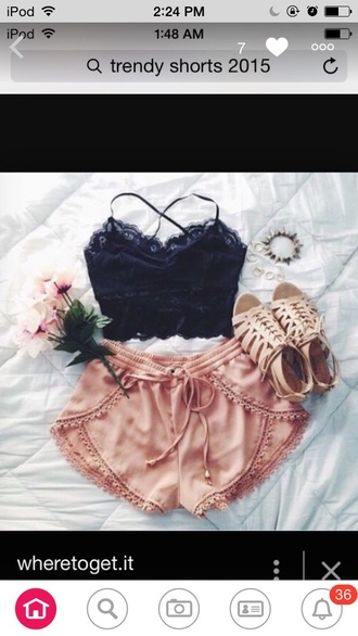 top bralette navy lace lace top