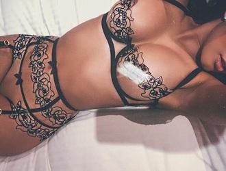 underwear sexy sexy lingerie see through seethrough underwear black black underwear lace black lace panties bra bralette