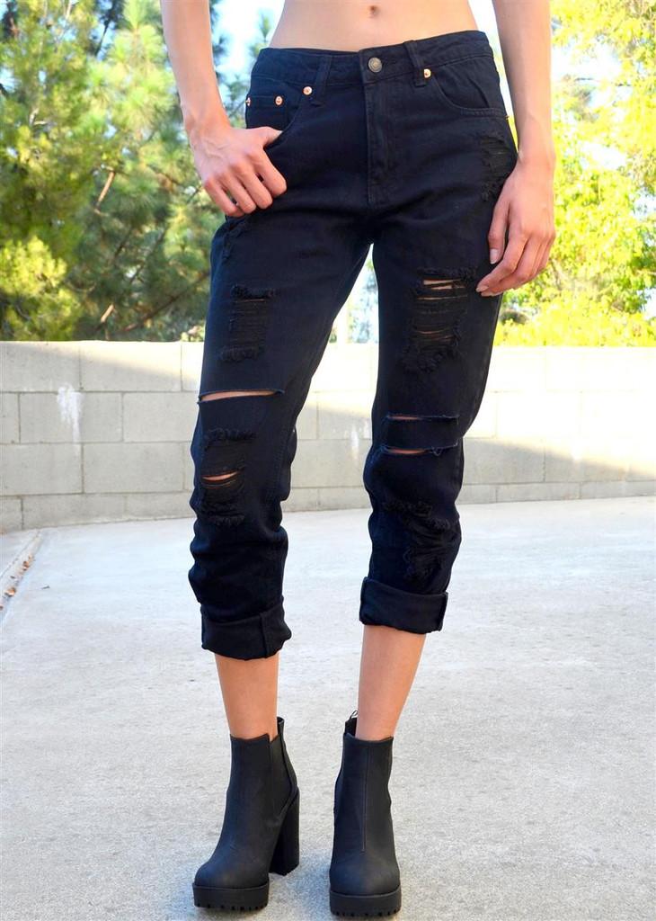 Deep sorrow jeans – shopcivilized