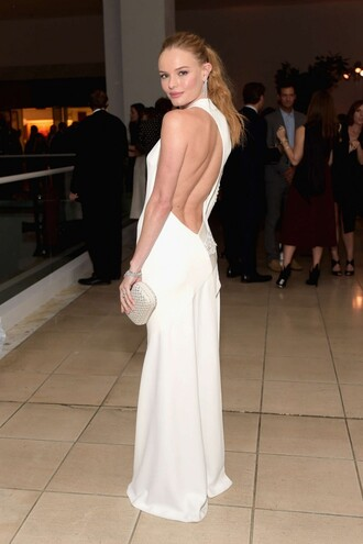 dress gown prom dress kate bosworth white dress maxi dress