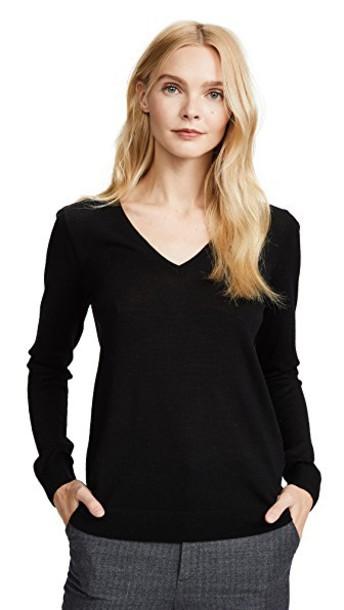 Club Monaco sweater black