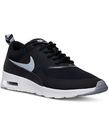 Nike Women's Air Max Thea Running Sneakers from Finish Line - Finish Line Athletic Shoes - Macy's