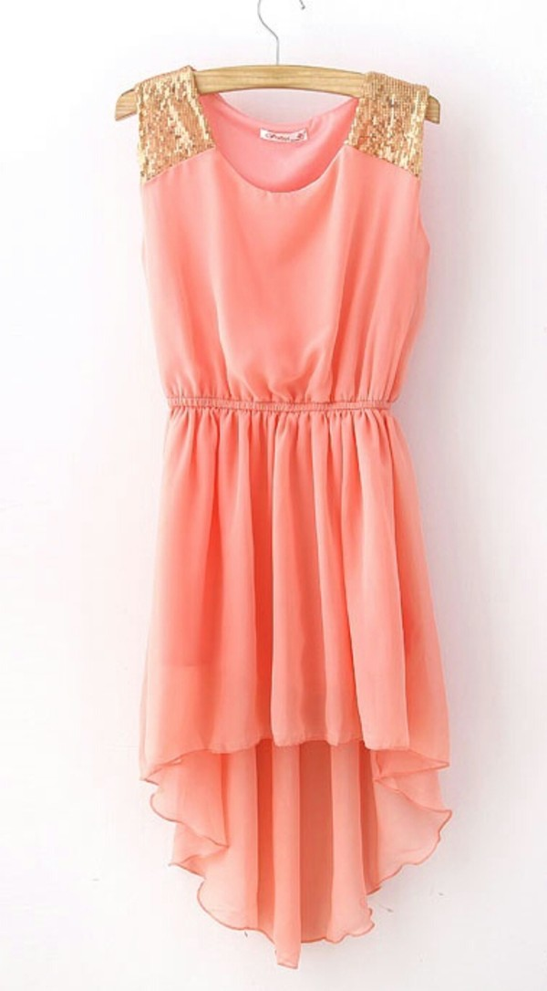 dress pink sparkle