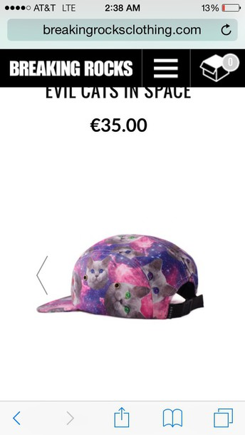 hat galaxy cats evil cats