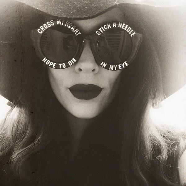 sunglasses crossmyhearthopetodie accessories black and white
