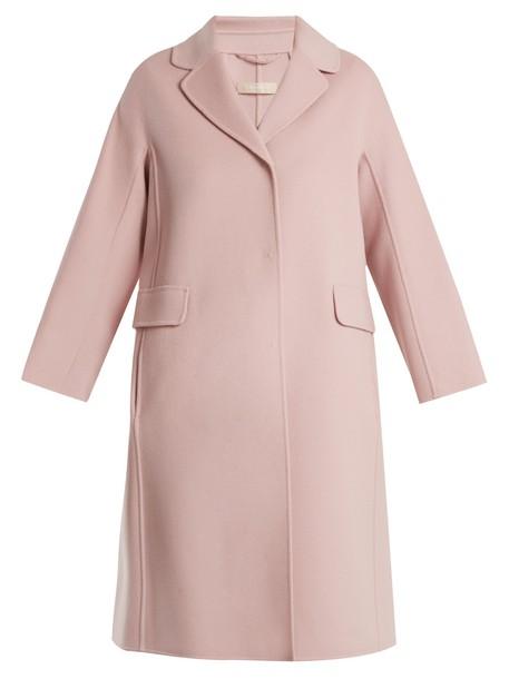 S MAX MARA coat light pink light pink