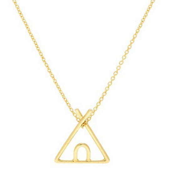 Aliita Tipi 9kt Gold Necklace