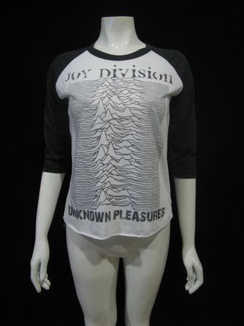 Joy division unknown pleasures rock t