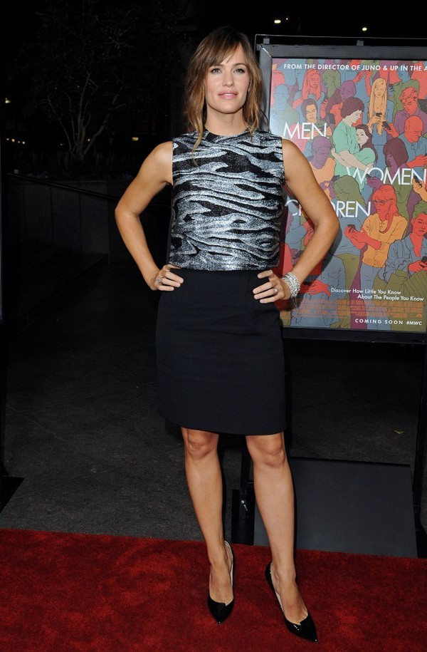 dress Jennifer Garner