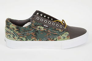 Vans Syndicate Old Skool '92 x Carhartt Camouflage US 11,5 UK 10,5 EUR 45 | eBay