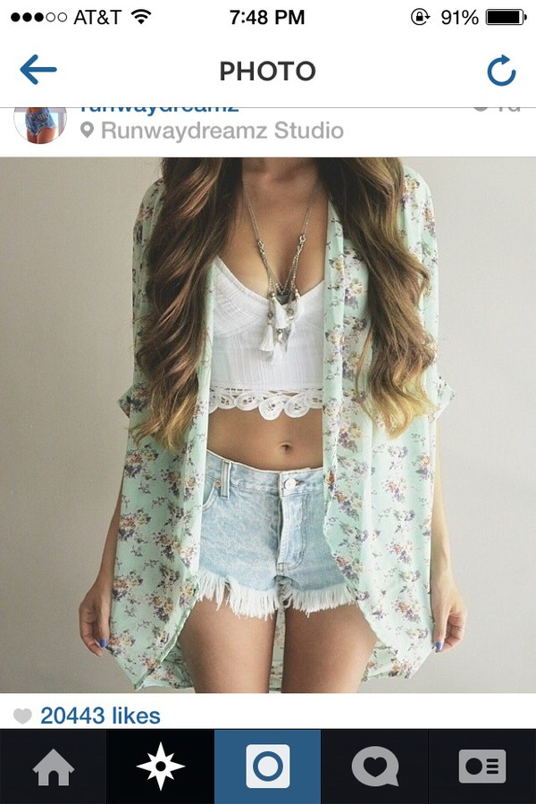 cardigan cute cardigan shorts tank top
