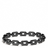 Coach :: FLAT CHAIN LINK BANGLE