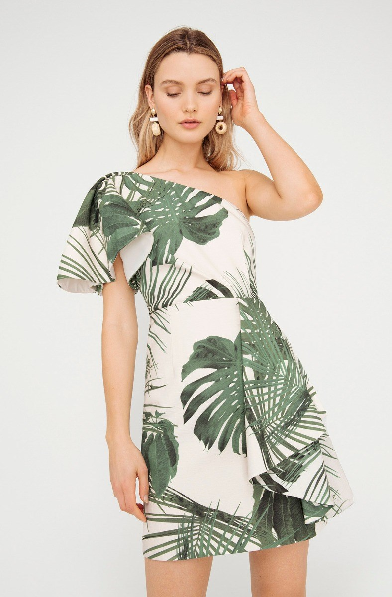 Palms Mini Dress